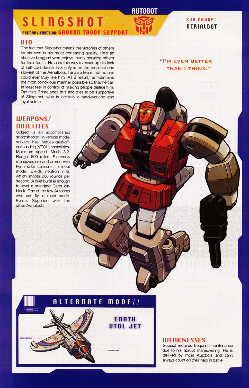 Read online Transformers: More than Meets the Eye comic -  Issue #1 - 8