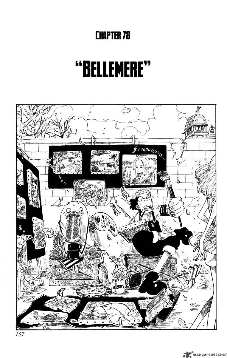 One Piece 078