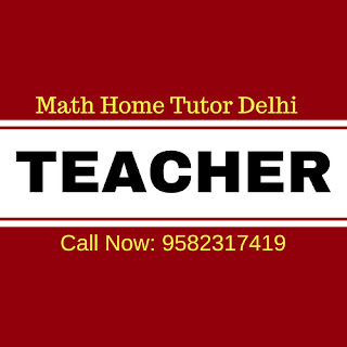 Best Maths Tutor in Delhi.