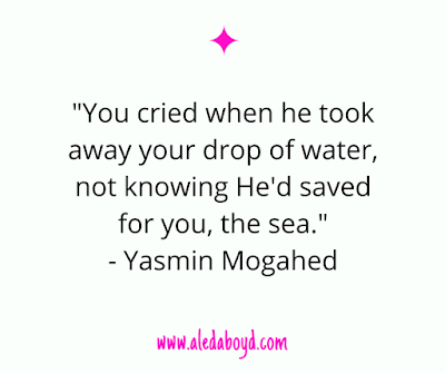 Quotes by Yasmin Mogahed