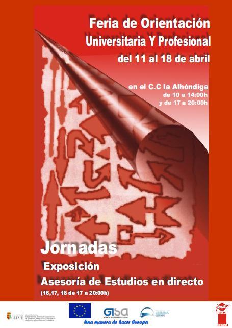 Alef Getafe La I Feria De Orientación Universitaria Y