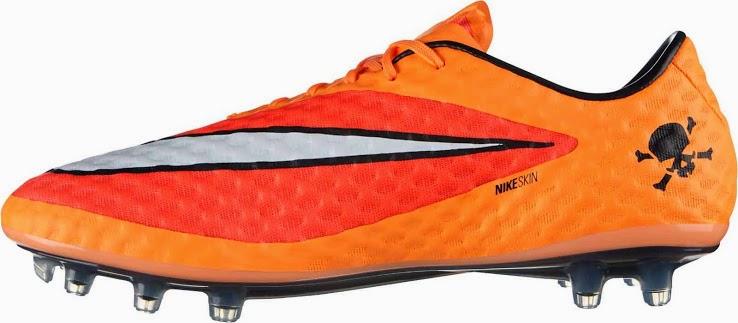 plus de photos 40775 68c01 Nike Hypervenom Phantom Hyper Crimson Atomic Orange | FOOTY FAIR