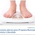 Programa Municipal de Combate à Obesidade