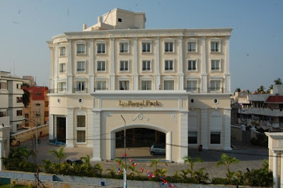 Hotel Le Royal Park Puducherry is one of the prominent hotels in this beautiful destination of South India.