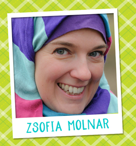 Zsfoia Molnar | Design Team Member for  Newton's Nook Designs #newtonsnook