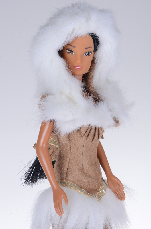 Indian outfit for Barbie.