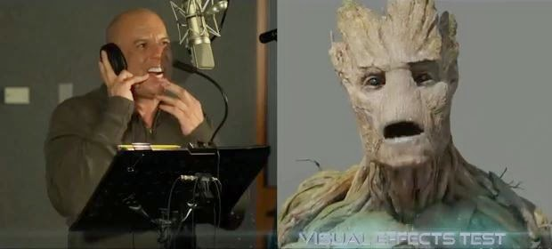 VIN DIESEL discusses wooden acting in GUARDIANS OF THE ...