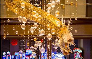First Asian-themed Lucky Dragon Casino-Resort