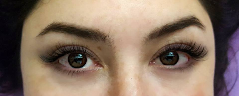 96c3da7f18d Express tan tel aviv: Partial Set of Lash Extensions