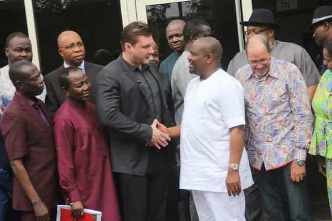 WIKE BERATES APC FEDERAL GOVERNMENT FOR STOPPING PRINCE CHARLES FROM COMING TO SOUTH-SOUTH