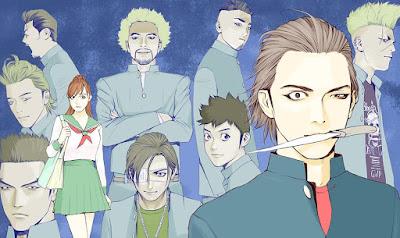"""Manga: """"Shin Shinchō Kōki - Nobunaga-kun to Watashi"""" el próximo manga de Shinobu Kaitani"""
