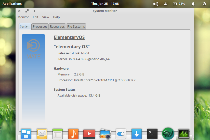 Task managers for Elementary OS ~ BE OPEN SOURCE