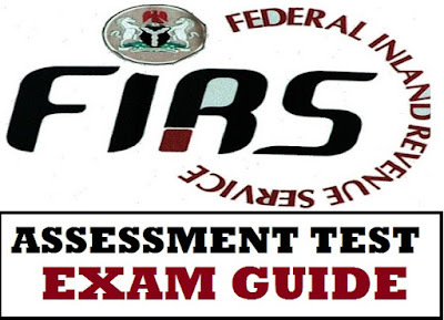 FIRS Aptitude Test and Exam 2017 | Federal Inland Revenue Recruitment