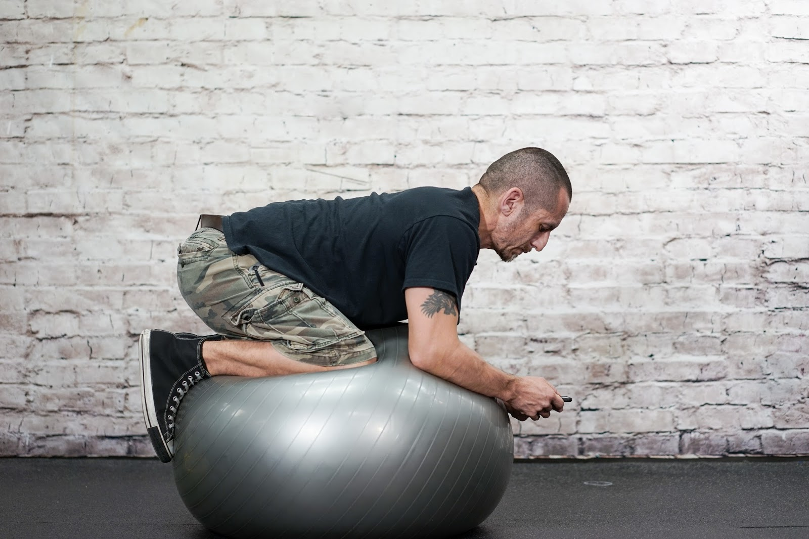 stability ball exercise workout pasadena trainer