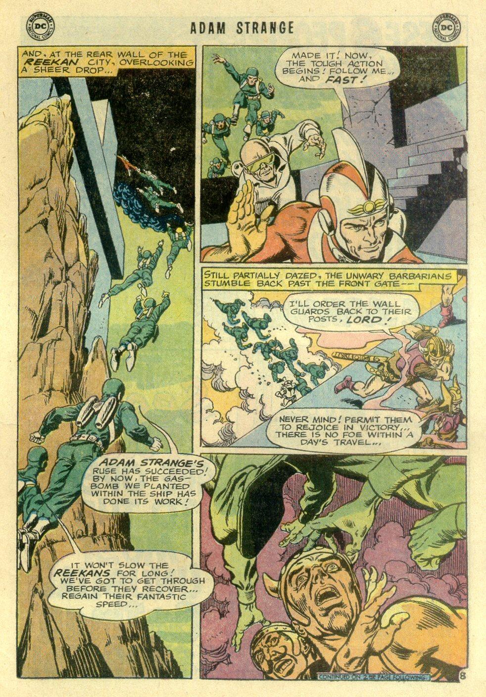 Strange Adventures (1950) issue 222 - Page 11