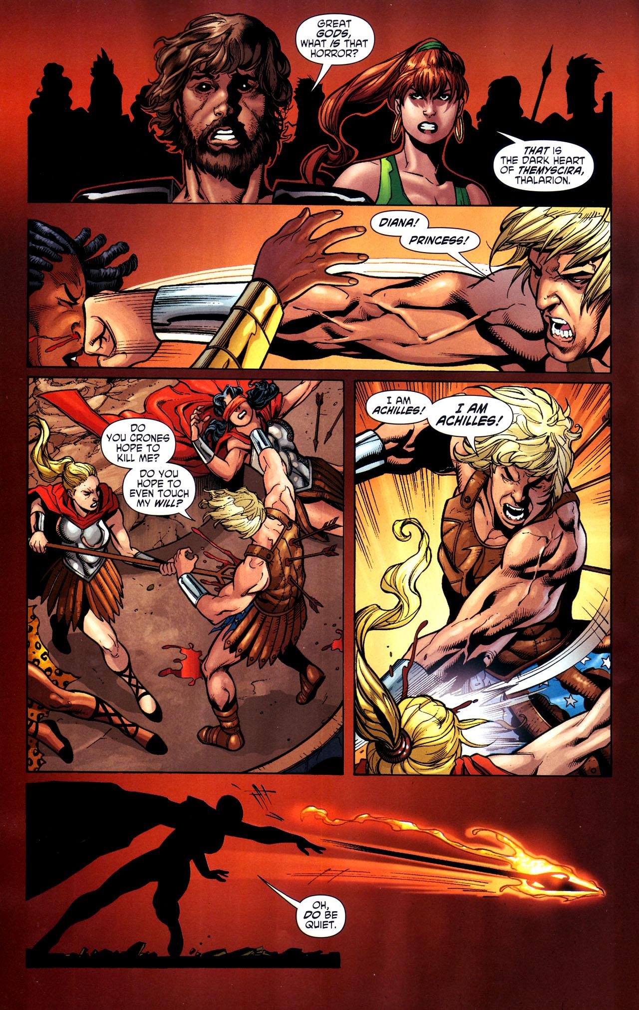 Read online Wonder Woman (2006) comic -  Issue #39 - 6