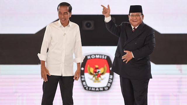 BPN: Jokowi K.O. Delapan Kosong