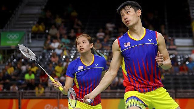 Badminton Beregu Campuran Hadiahkan Pingat Perak Buat Malaysia