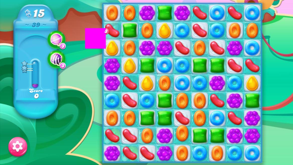 Candy Crush Jelly Saga 39