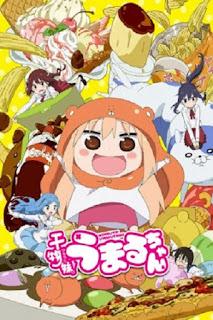 Himouto! Umaru-chan (2015), sinopsis, nonton trailer, anime, pengisi suara, OST, detail