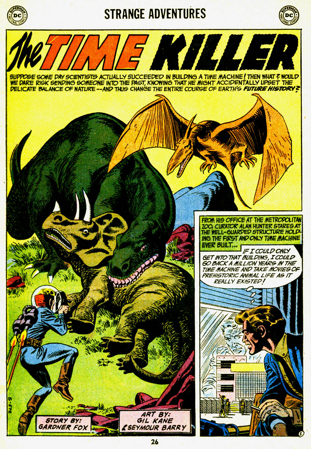 Strange Adventures (1950) issue 227 - Page 28