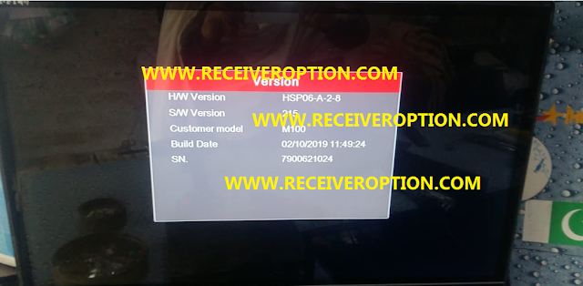 HSP06A0S2-A BOARD TYPE HD RECEIVER DUMP FILE WITH POWERVU KEY OK