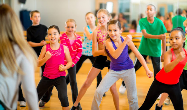 Holistic Fitness For Kids