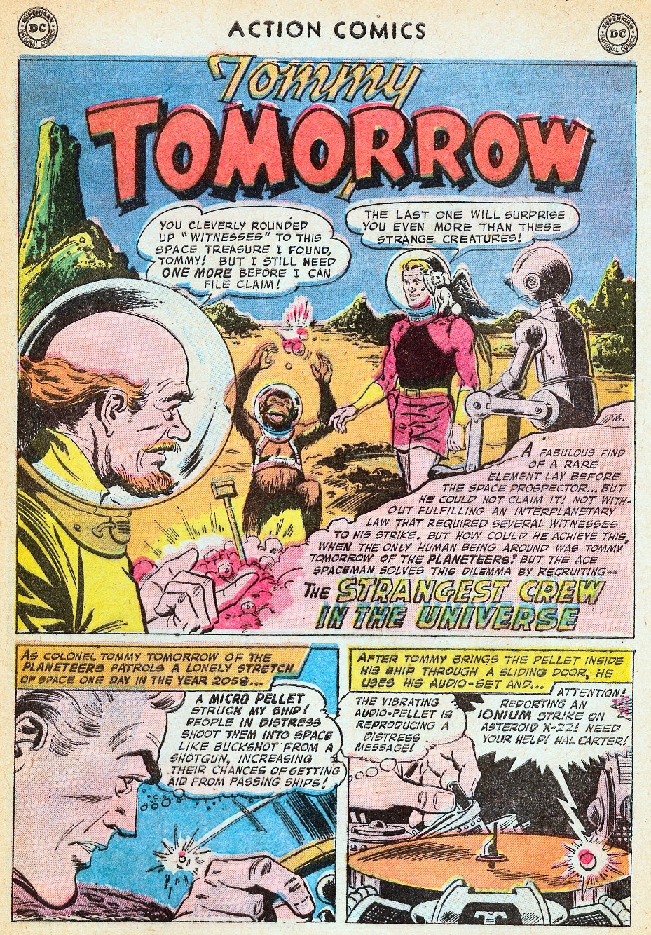 Read online Action Comics (1938) comic -  Issue #241 - 27