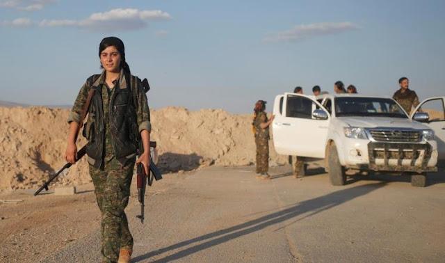 أنباء عن موافقة الأكراد على تسليم النفط للدولة السورية.