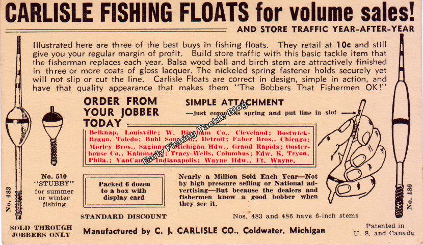 Bill Dewitt Pyrashell floats