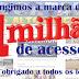 Portal do Alto Alegre ultrapassa a marca de 1 milhão de acessos