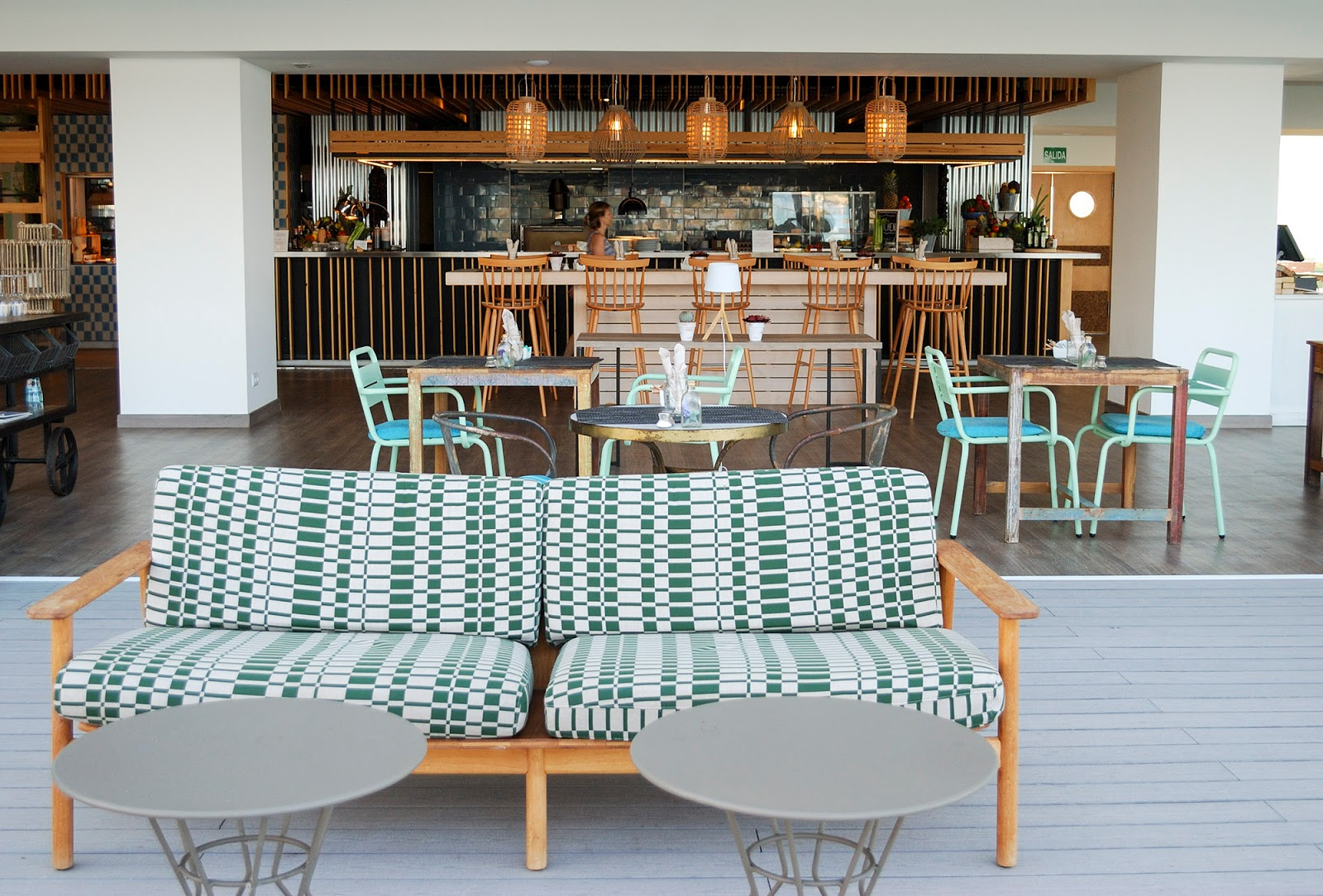 Sol Beach House Menorca Spain Melia Hotel buffet