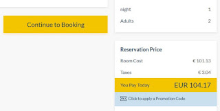 2017 by vakanzub travel deals since 2012 then in the small text box that opens below the total price type in the code loyal10 and push the button apply you will immediately see the room cost fandeluxe Image collections