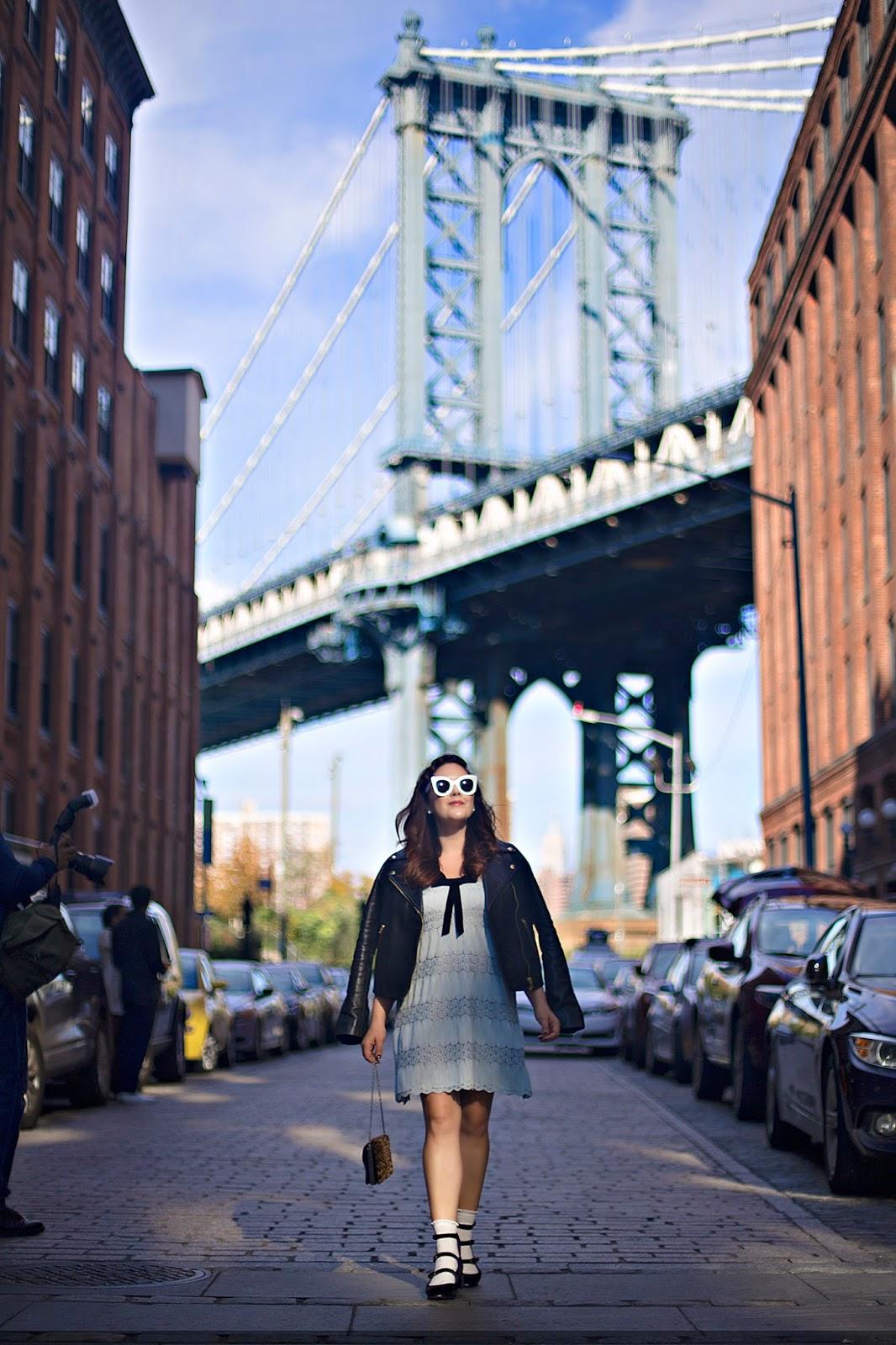 Dumbo, Brooklyn, Fashion Blogging