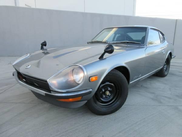 Nice JDM, 1971 Nissan Fairlady Z