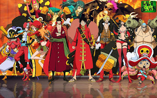 Download One Piece Movie 12: Z Subtitle Indonesia