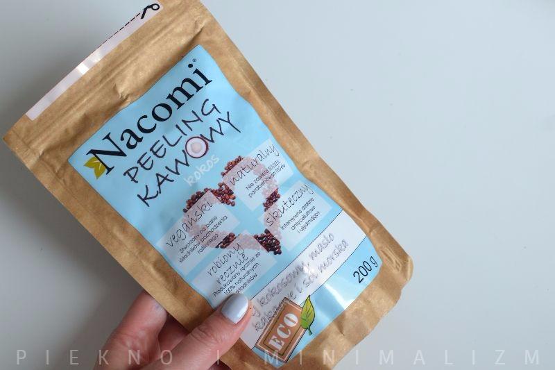 naturalny peeling do ciała kawowy