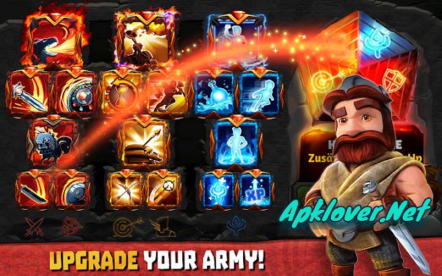 Tiny Armies Clash Arena MOD APK