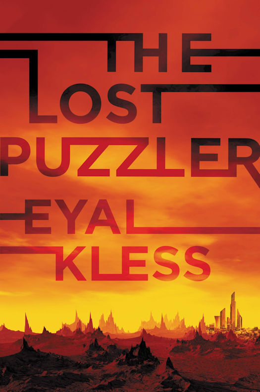 Interview with Eyal Kless, author of The Lost Puzzler