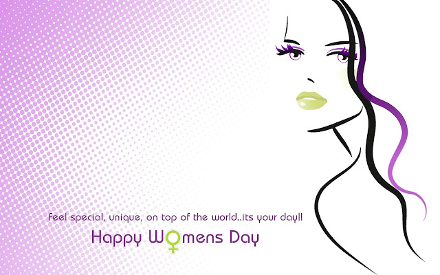 Happy Womens Day Status