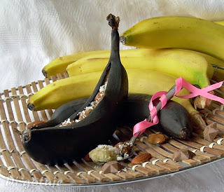 Pieczone banany