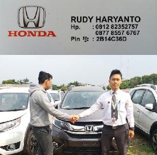 Honda tangerang rudy
