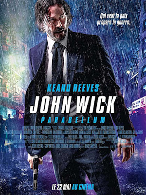 Poster John Wick: Chapter 3 - Parabellum 2019 English HD 300Mb