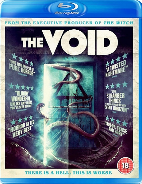 The Void (2016) 720p y 1080p BDRip mkv AC3 5.1 ch subs español