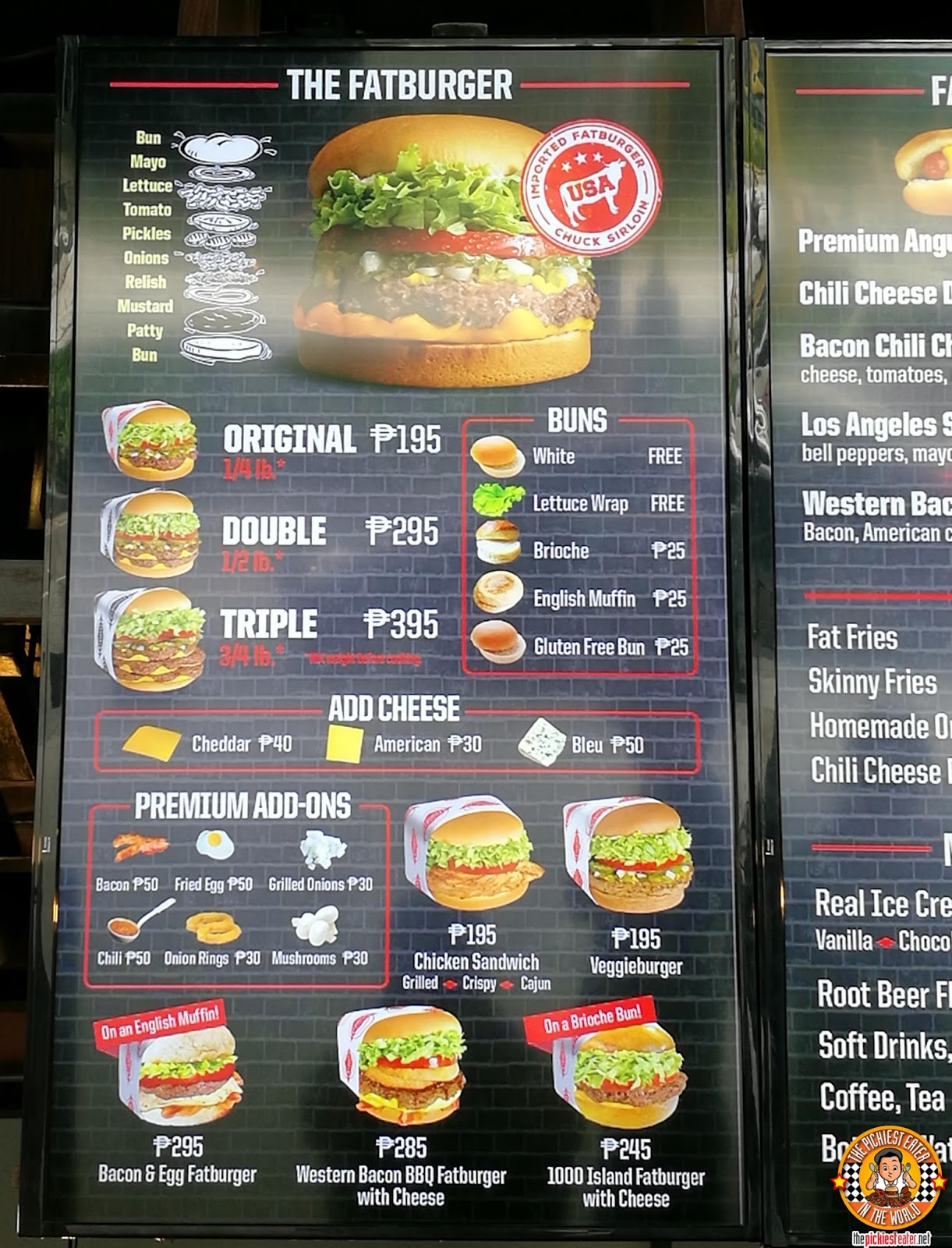 the pickiest eater in the world  fatburger finally opens