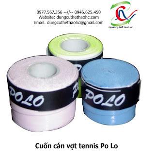 Cuốn cán vợt tennis PoLo