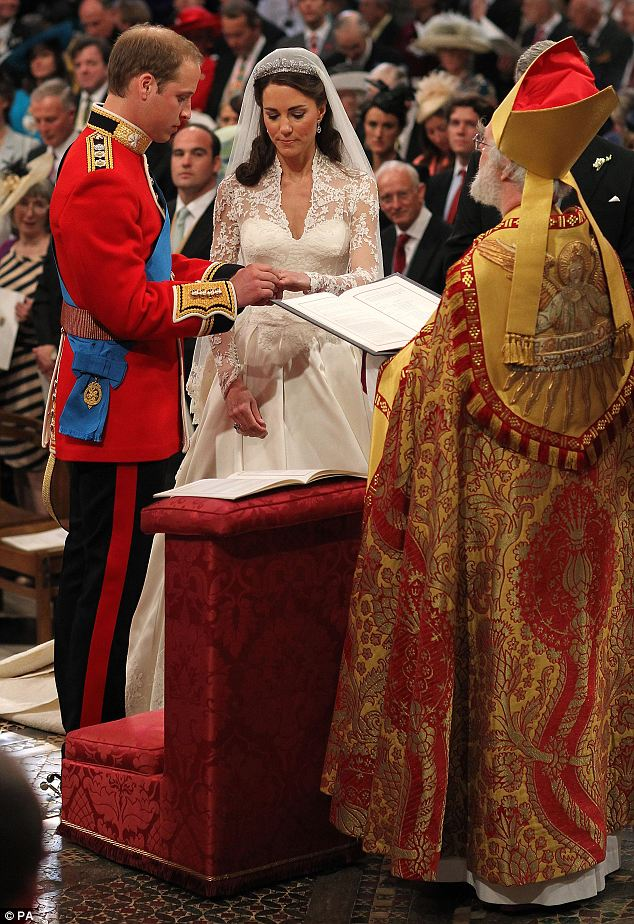 kate middleton marries prince william