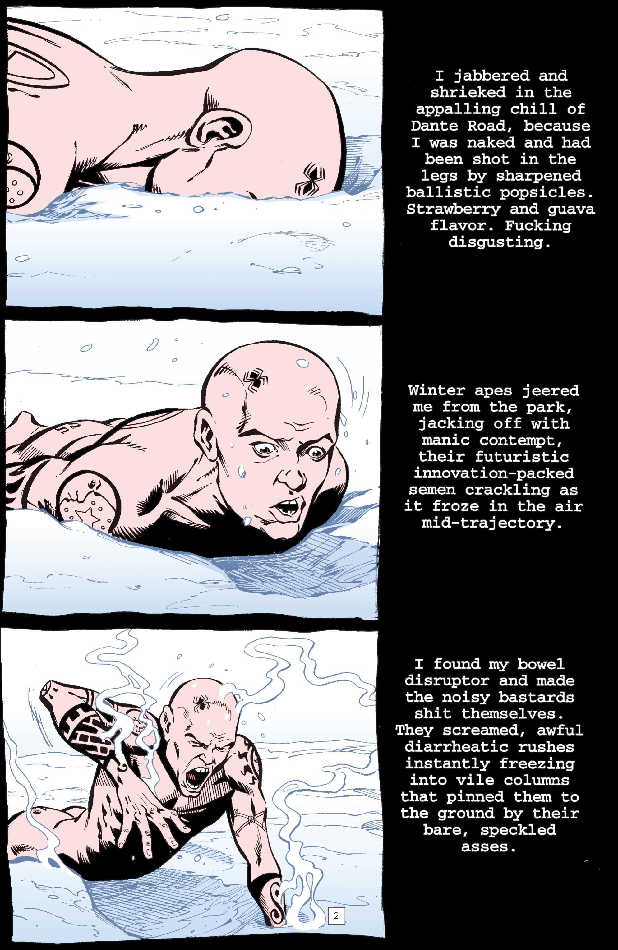 Read online Transmetropolitan comic -  Issue #29 - 3