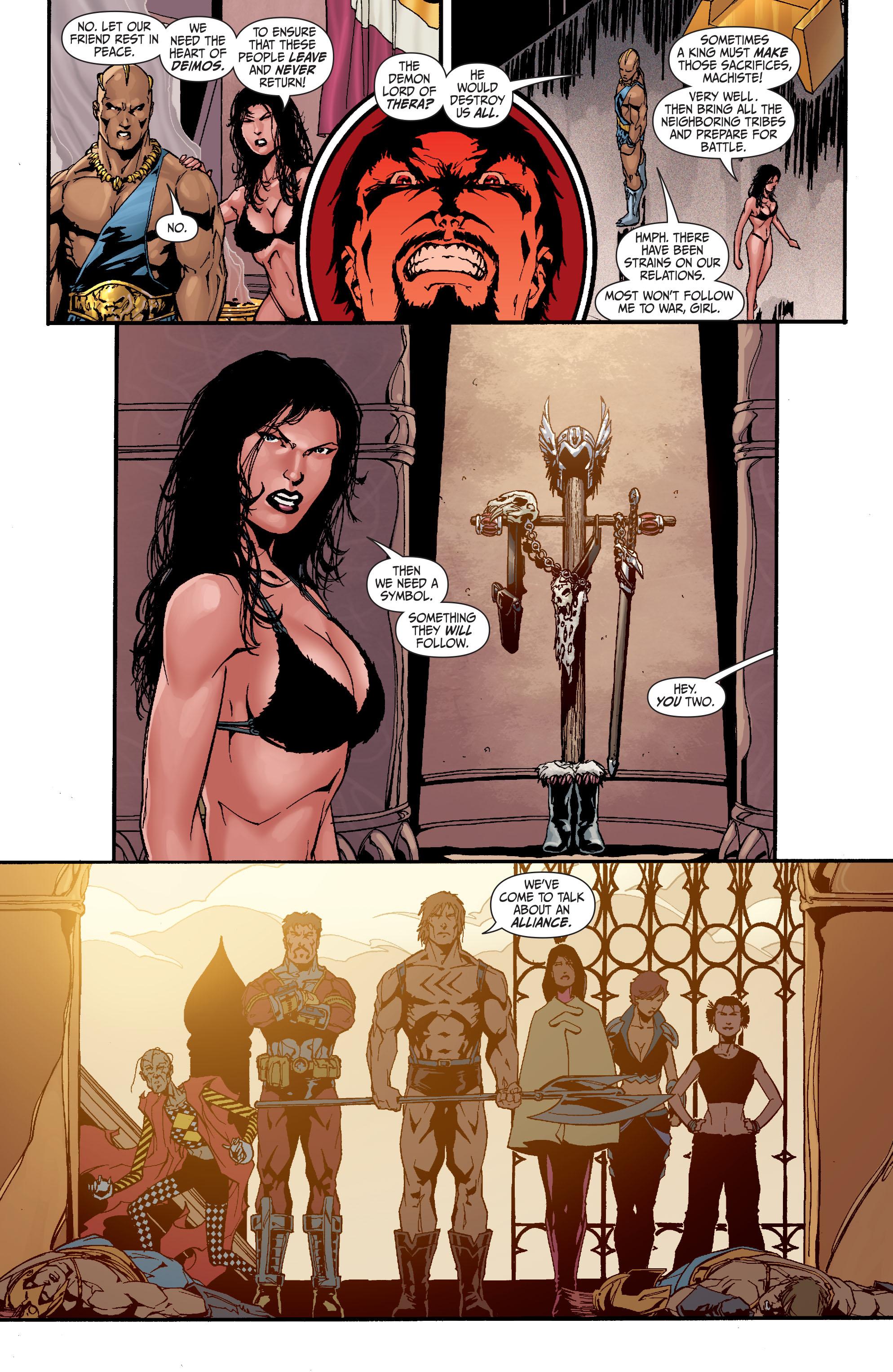 Read online Secret Six (2008) comic -  Issue #27 - 15