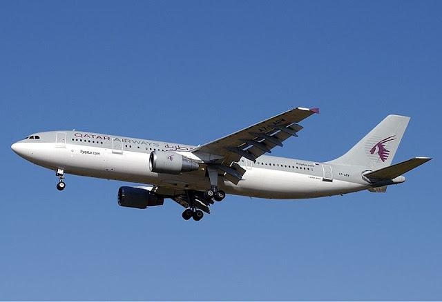 Gambar Foto Pesawat Airbus A300 09